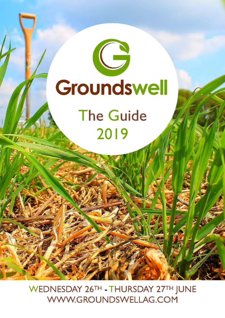 Groundswell The Guide 2019 Front Cover