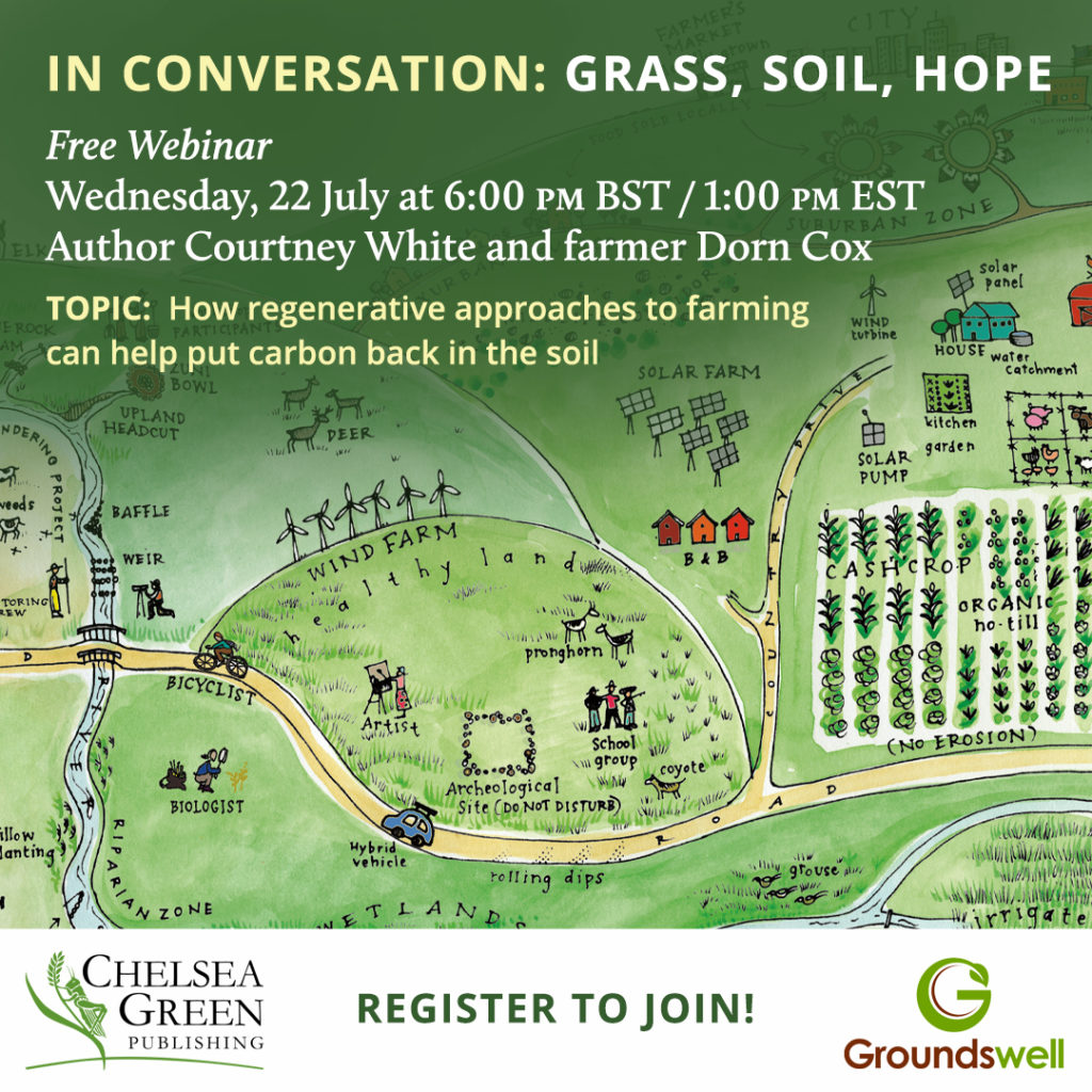 Grass. Soil, Hope